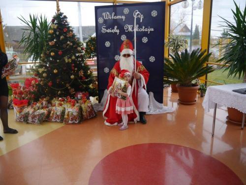 Przedszkole Radgoszcz - wizyta św. Mikołaja18