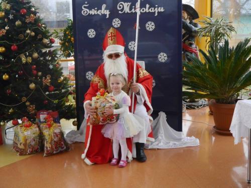 Przedszkole Radgoszcz - wizyta św. Mikołaja28
