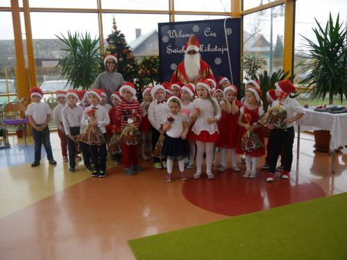 Przedszkole Radgoszcz - wizyta św.Mikołaja99 (1)