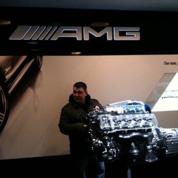 Pierre Small PS Fahrzeugtechnik AMG