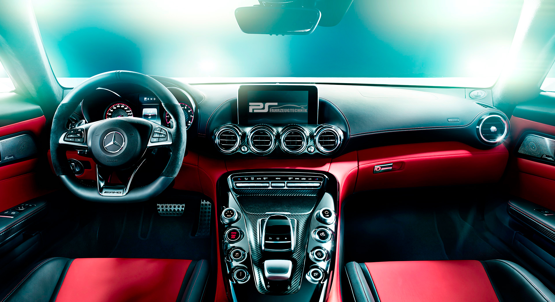 PS Fahrzeugtechnik Hintergrund
