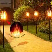Flame fakkel til haven