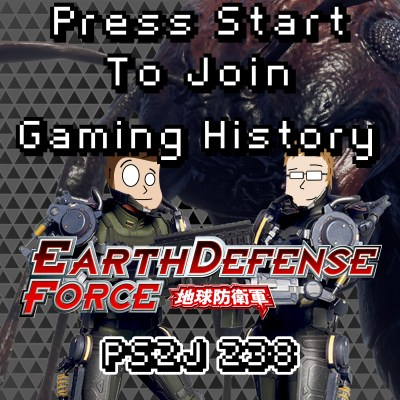 PS2J 238 History – Earth Defence Force