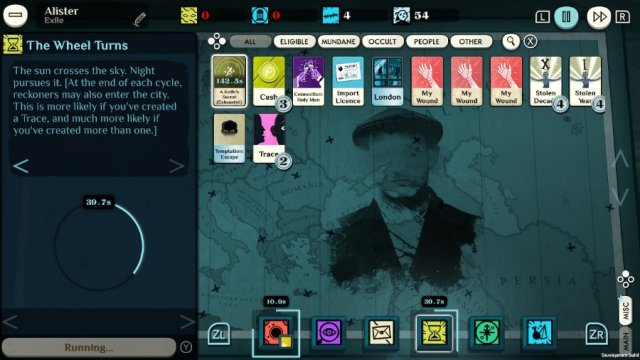 Cultist Simulator: Initiate Edition Switch Review - 3