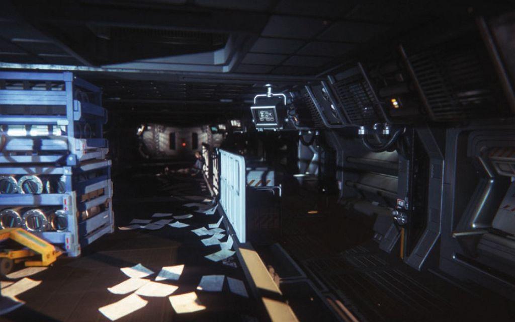 Alien Isolation New Screenshots PS4 Home