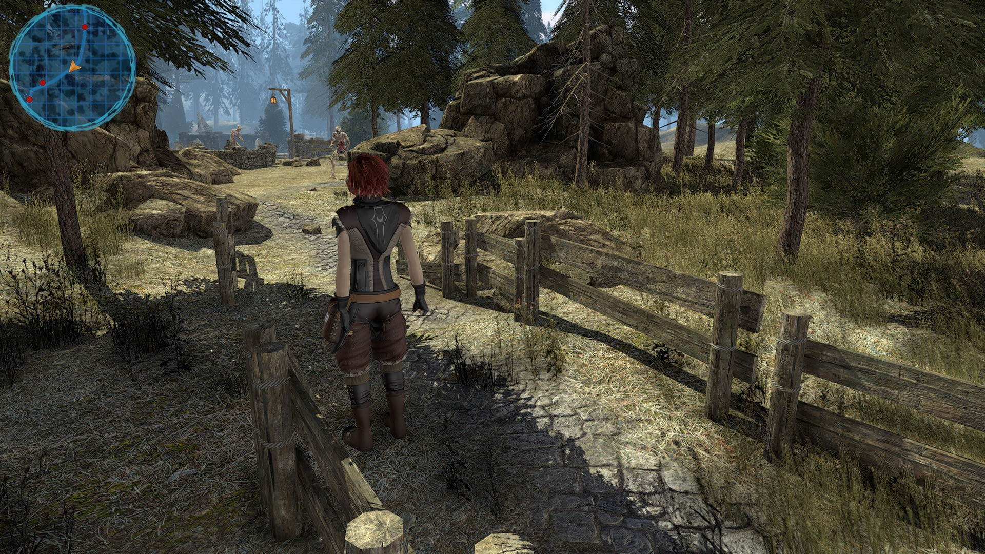 Edge Of Eternity New Screenshots PS4 Home