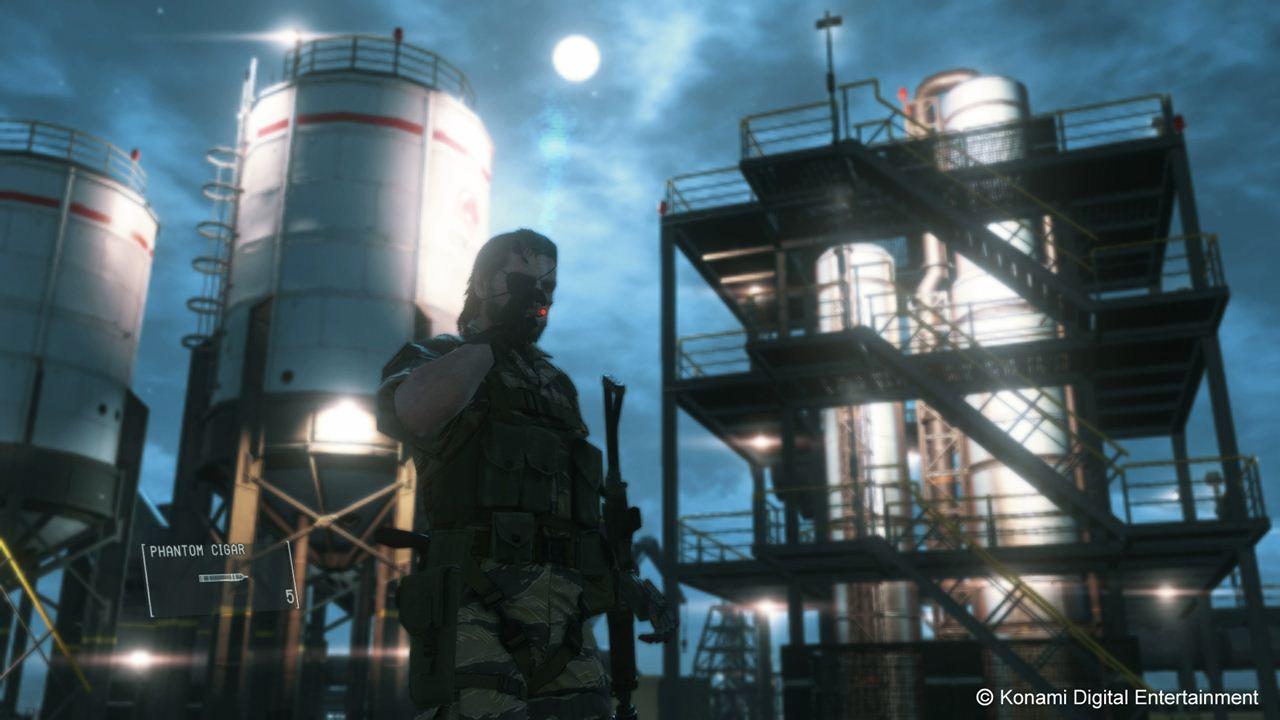 Metal Gear Solid 5 The Phantom Pain New Screenshots