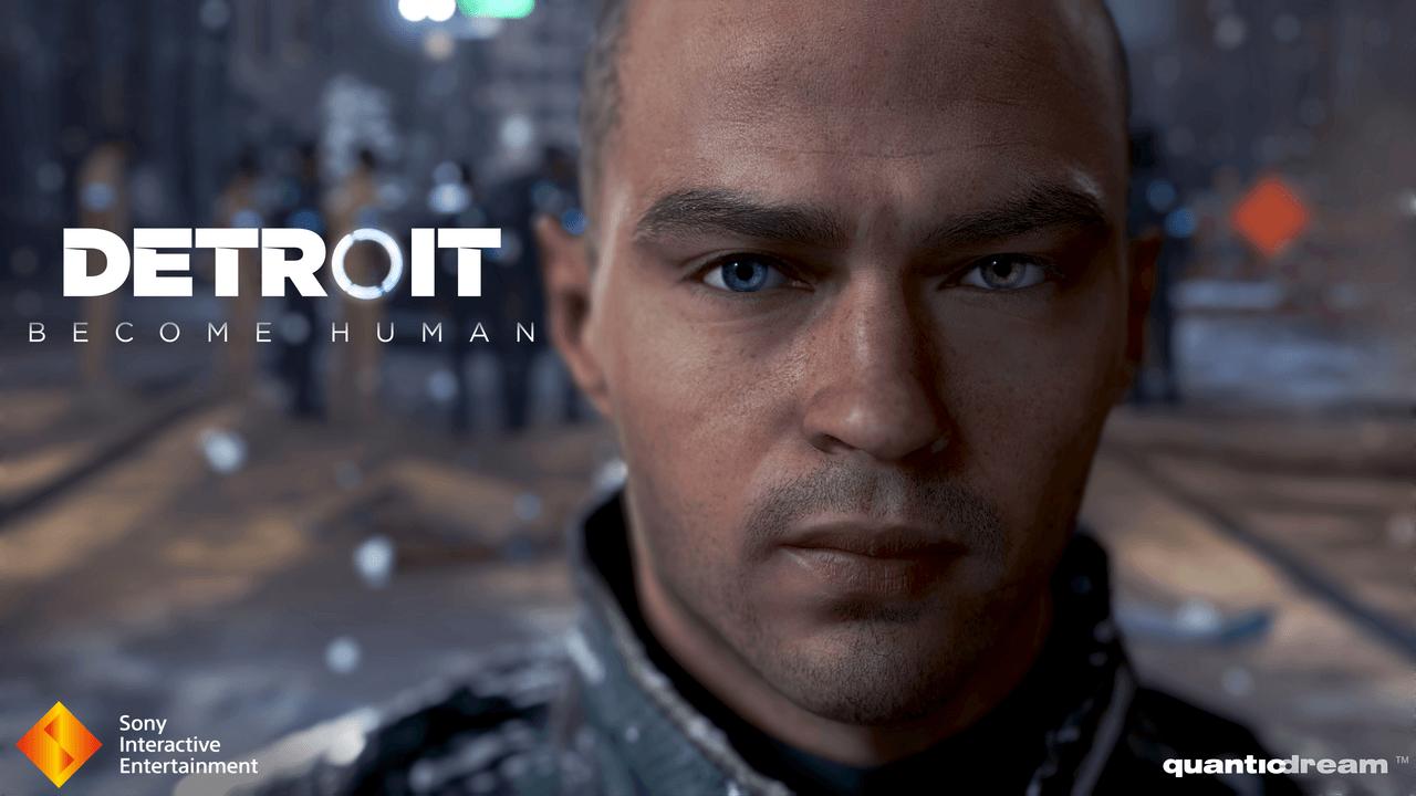 E3 2017 Detroit Become Human Screenshots PS4 Home