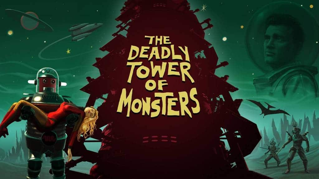 Image result for the deadly tower of monsters