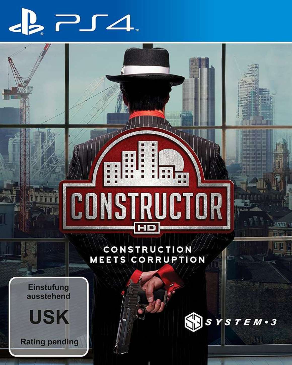 Constructor (PS4)