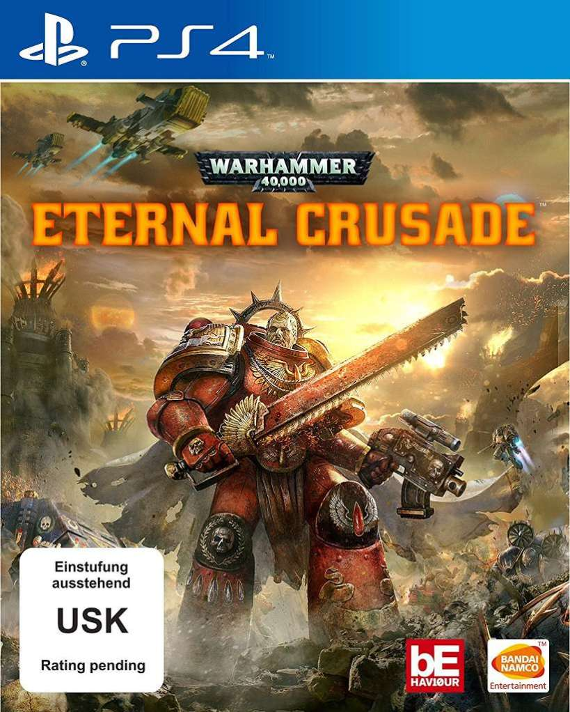 Warhammer 40.000 - Eternal Crusade - [PlayStation 4]