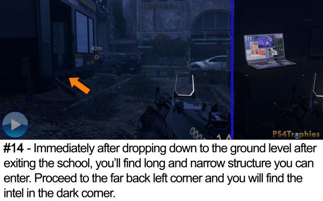 Call of Duty Advanced Warfare Collectible intel 14