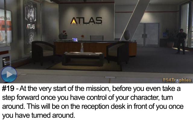 Call of Duty Advanced Warfare Collectible intel 19
