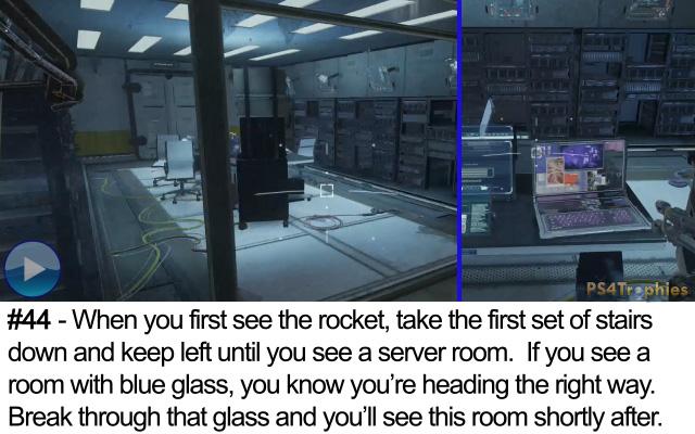Call of Duty Advanced Warfare Collectible intel 44