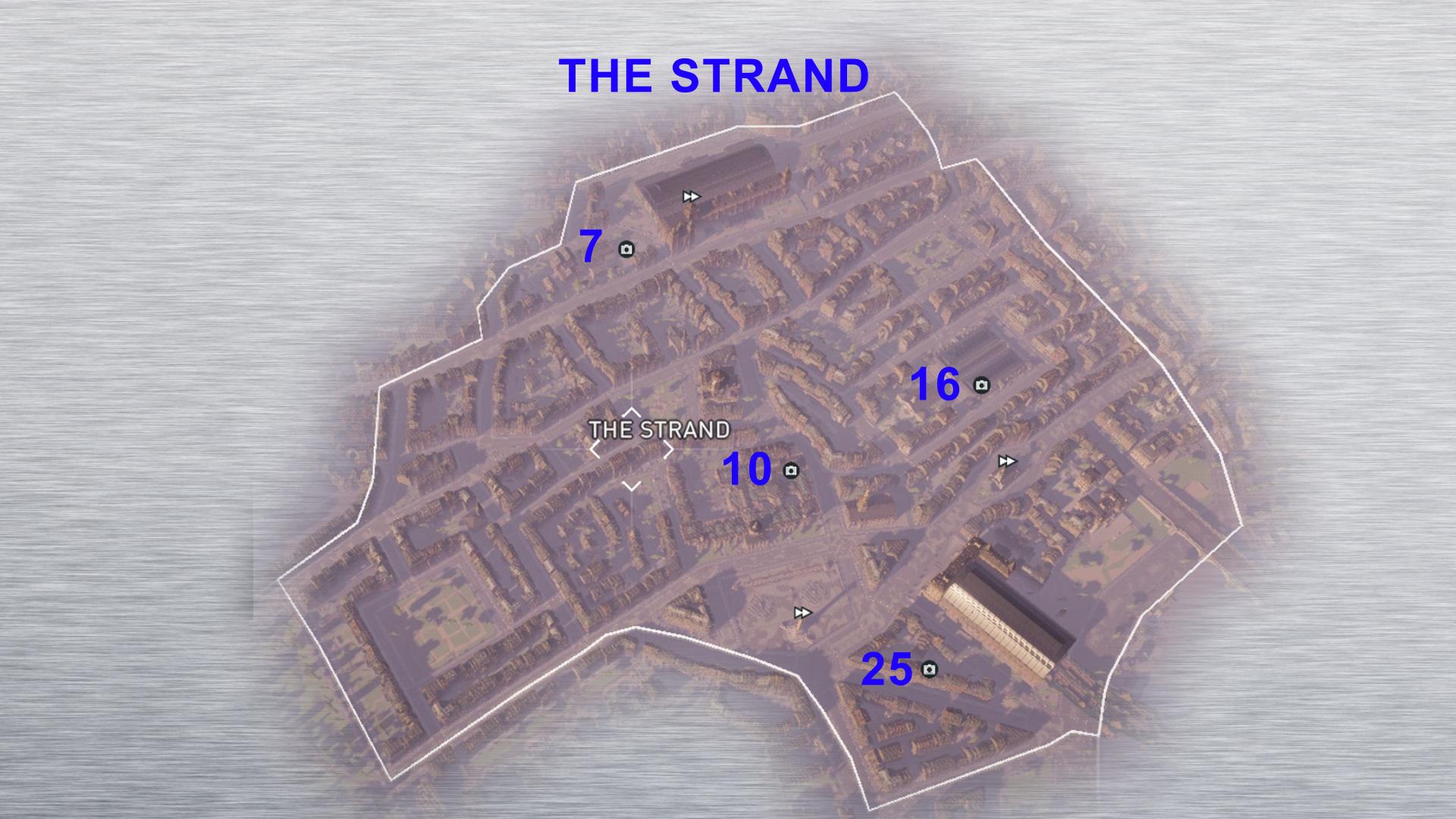 Assassin's Creed Syndicate Godlike Trophy / Achievement – Secrets