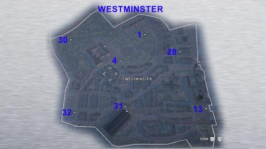 Westminster Secrets of London Precursor Discs