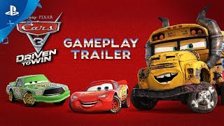 Cars 3 Driven To Win Gameplay Trailer Ps4 Ps3