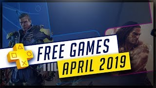 PlayStation Plus April 2019 Free PS4 Games - Are The Games Good? Are They  Easy Trophies?