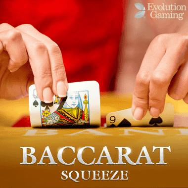 絞りのドキドキを味わえるBaccarat Squeeze