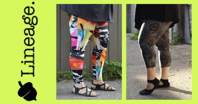 Leggings Lineagewear : meilleurs leggings <i>ever</i> ?