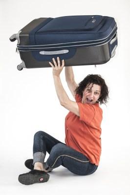 trop de bagages poids