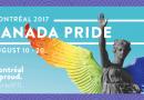 Fierté Canada Montréal 2017 : c'est parti !