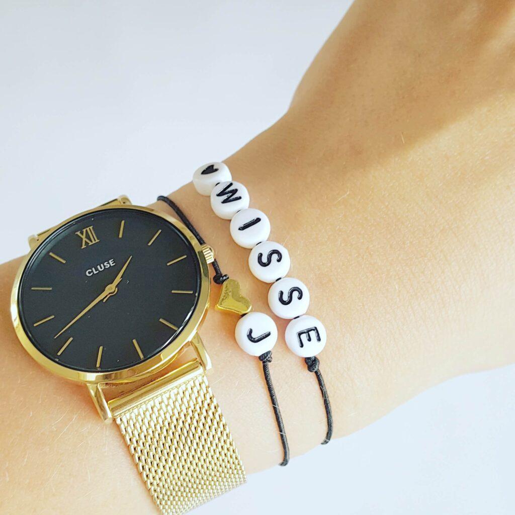 Ik kan niet zonder horloge