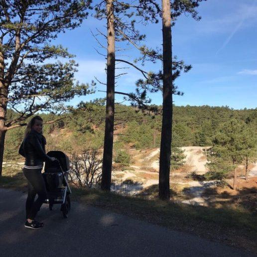 vakantie met een kind