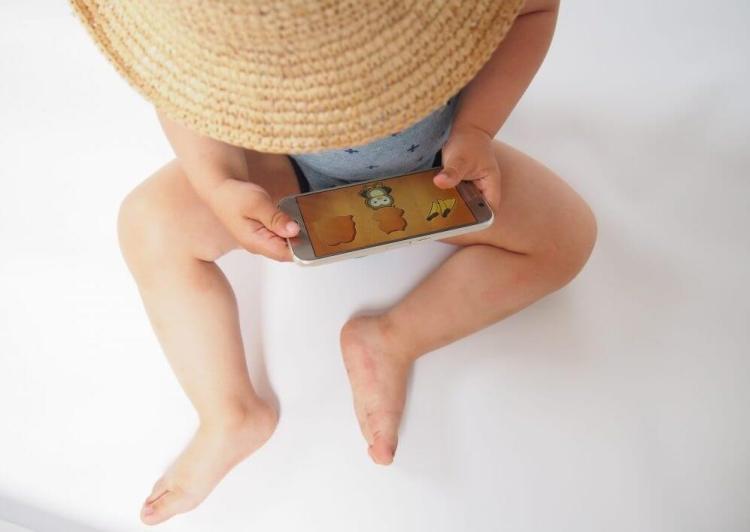 app voor baby en peuter