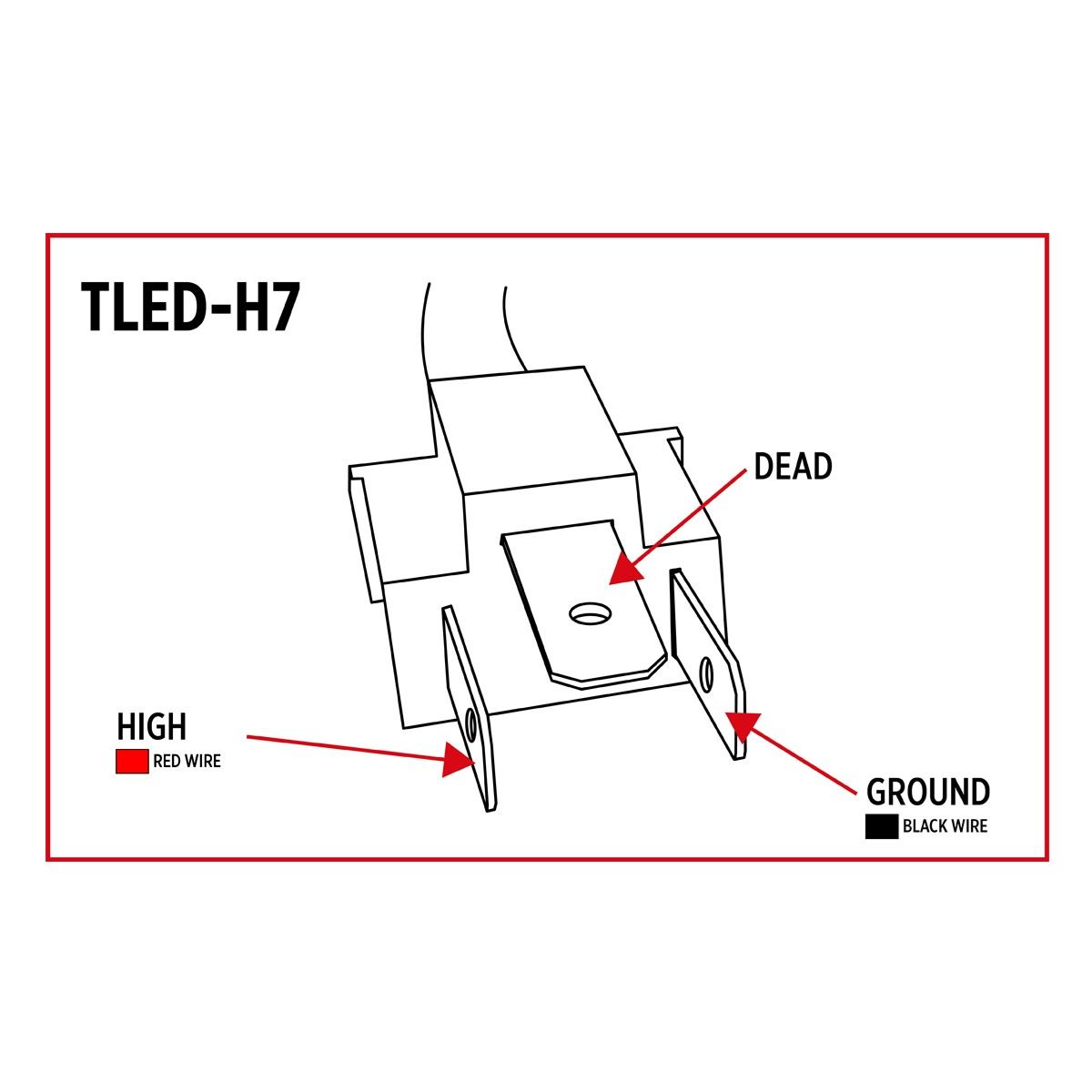 Tled H7 199 With Free Shipping