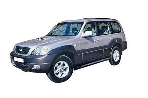 Hyundai TERRACAN DAL 2004