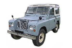 Land Rover Serie 3