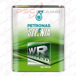 OLIO MOTORE PETRONAS SELENIA WR FORWARD 0W-30 1L