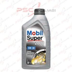 OLIO MOTORE 1L MOBIL SUPER 2000 X1 5W-30