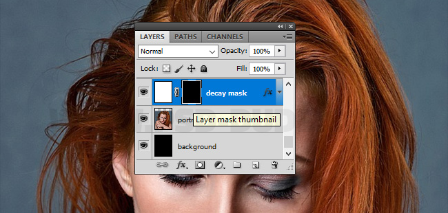 invert selection in photoshop