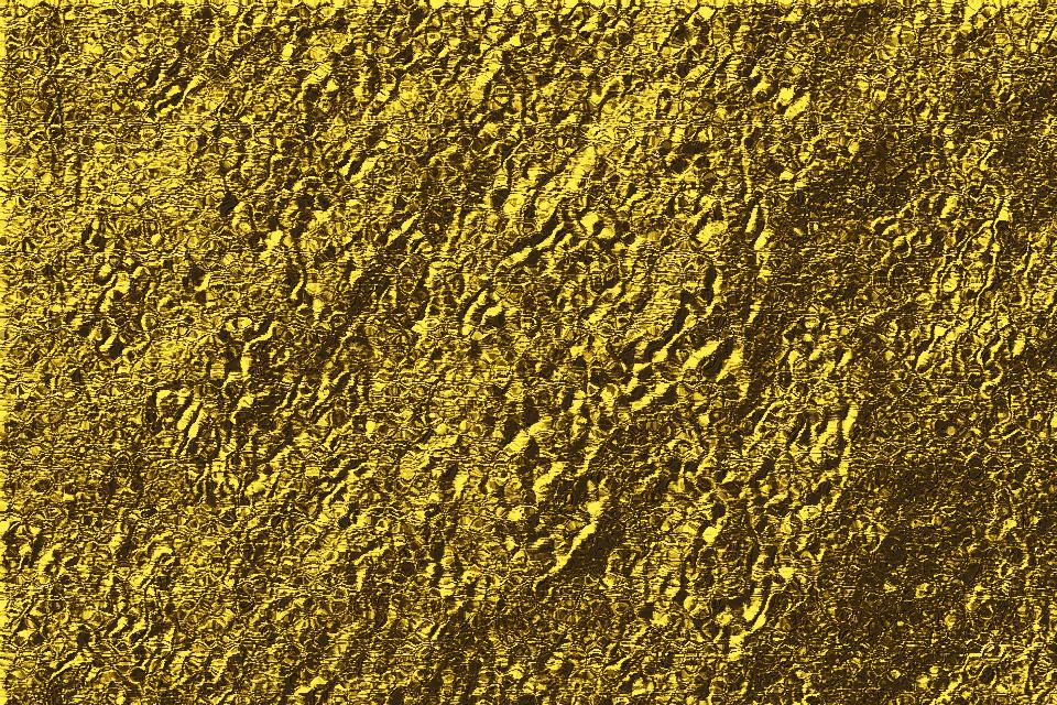 gold leaf foil texture photoshop tutorial