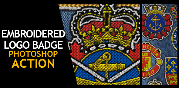 Embroidery and Stitching Photoshop Creation Kit - 10