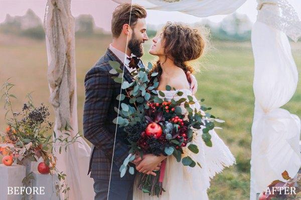 free wedding presets # 9