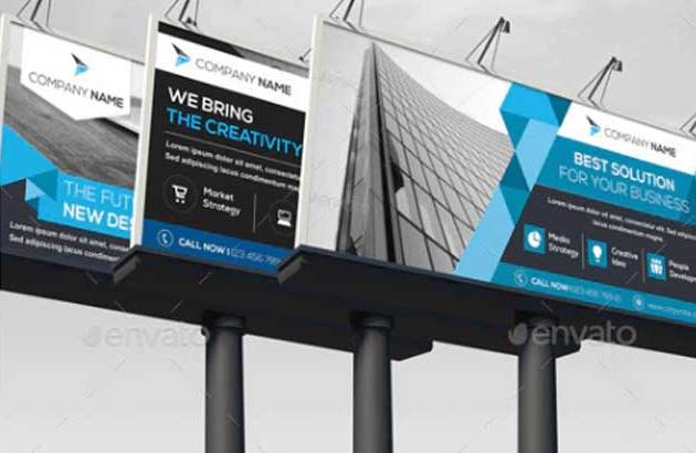 Billboard Template 12931866 Graphicriver Free Download PSDLY1