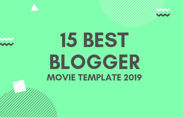 Best Blogger Movie Template