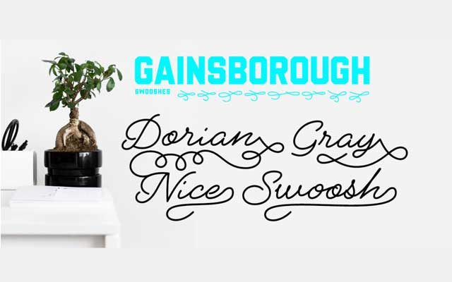Gainsborough Font Family