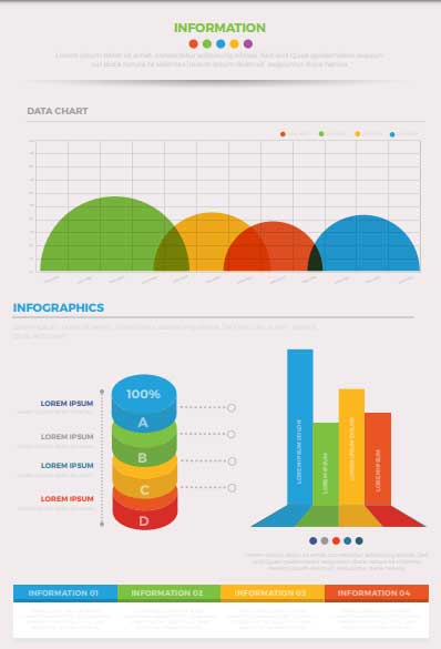 Infographic Set Design