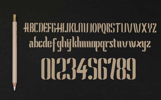 Marsellina Calligraphy Font
