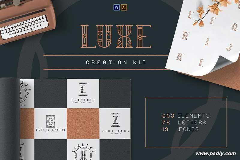 Luxe Creation Kit 2680547