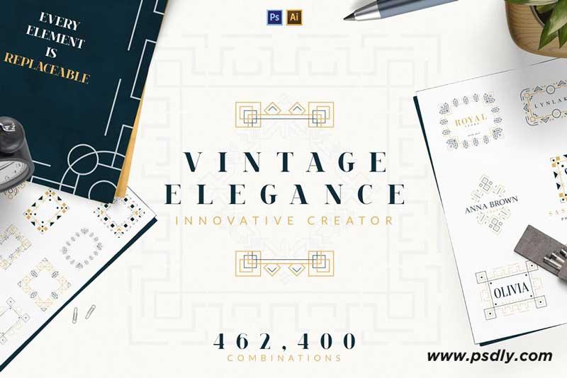 Vintage Elegance Creator 1979744