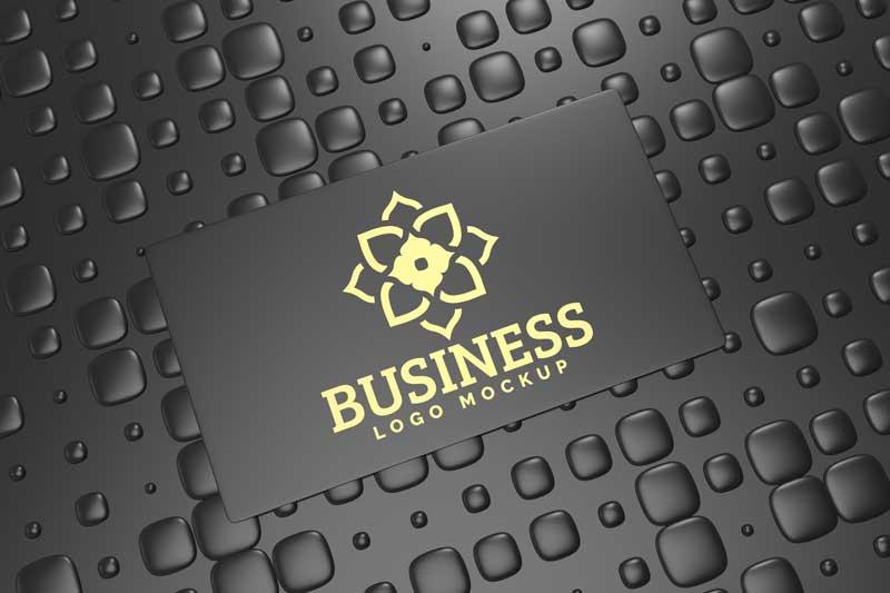 Abstract Logo Mockup