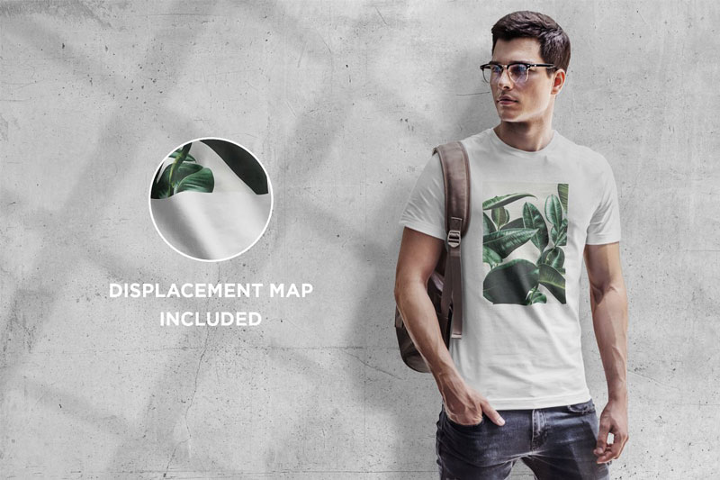 Isolated T Shirt Mock Up 4