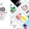 Pinterest Social Media Templates