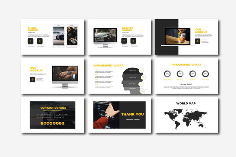 Sultan Powerpoint Google Slides and Keynote Templates 4