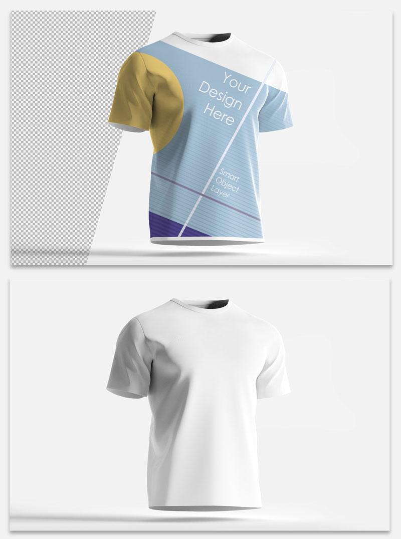T Shirt Mockup 314521835 a